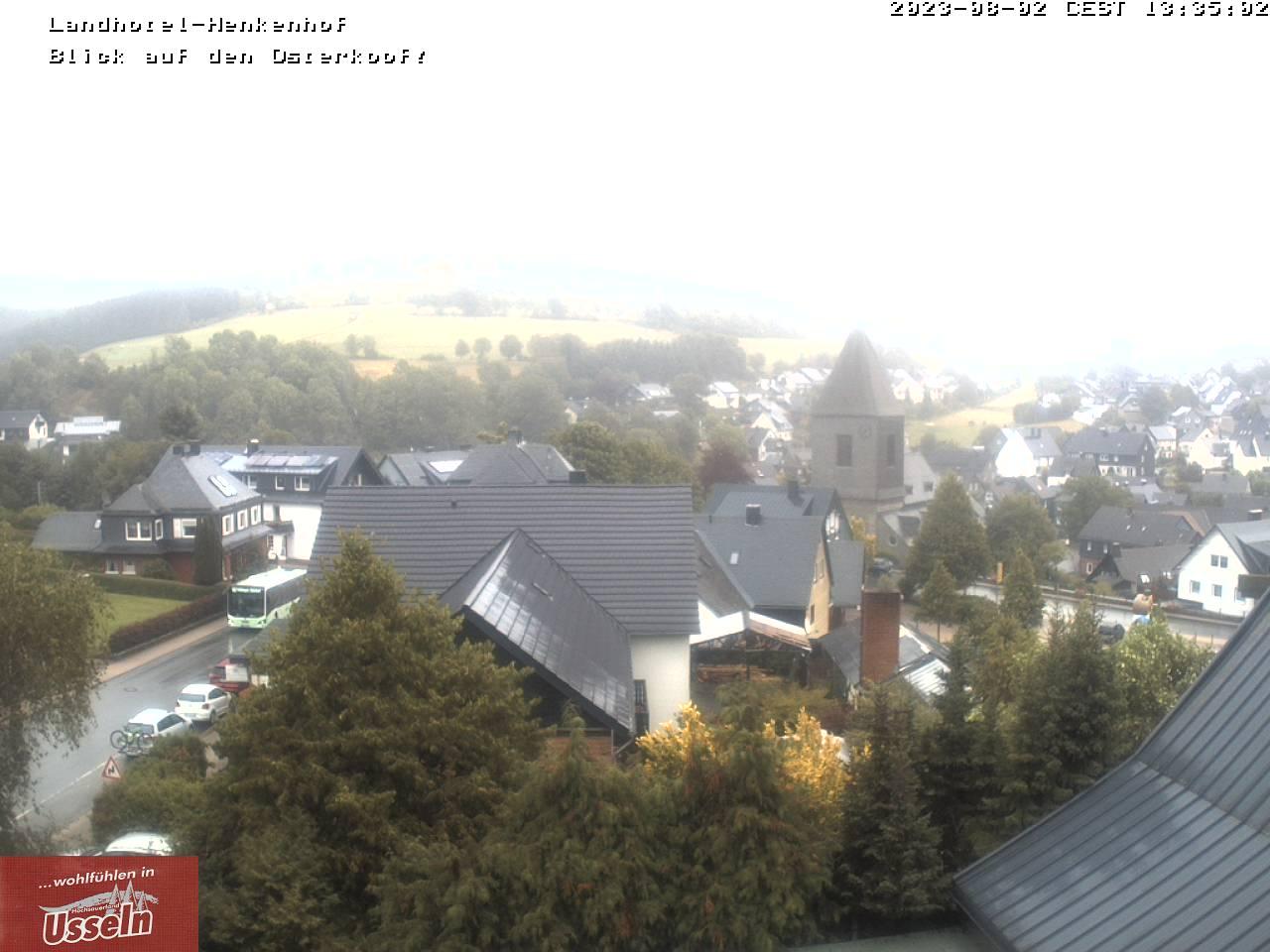 Webcam Willingen - Usseln Ortsmitte